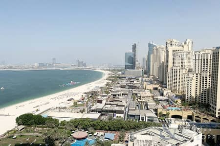 1 Bedroom Flat for Sale in Jumeirah Beach Residence (JBR), Dubai - Sea View | Furnished | Vacant On Transfer