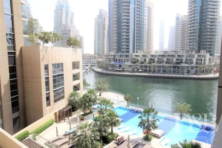 2 Bedroom Apartment for Rent in Dubai Marina, Dubai - Marina Views | Huge Layout | Mid Floor