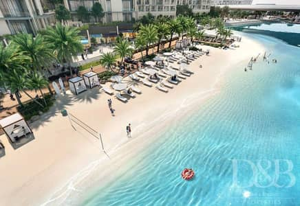 2 Bedroom Apartment for Sale in The Lagoons, Dubai - Resale | Beach Facing | Payment Plan