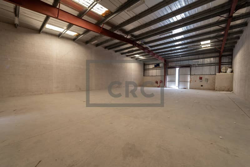 2 Clean Warehouses | Storage in Al Quoz 3