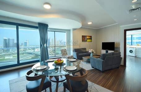 2 Bedroom Flat for Rent in Jumeirah Lake Towers (JLT), Dubai - Stunning 2BR Duplex JLT | Bills Included