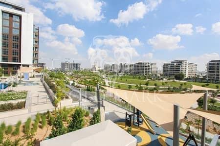 شقة 3 غرف نوم للبيع في دبي هيلز استيت، دبي - Vacant On Transfer   Pool and Park View   Bright