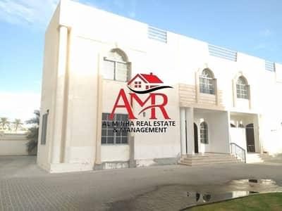 فیلا 4 غرف نوم للايجار في الخبیصي، العین - Exquisite 4Br Compound Villa With Covered Parking