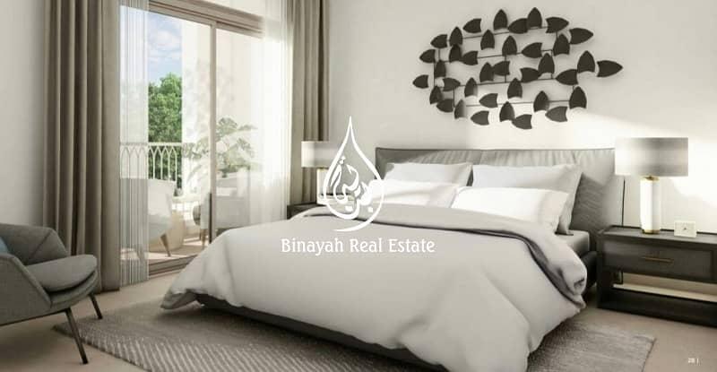 2 Single Row | 3 Bedroom + Maid | Naseem|