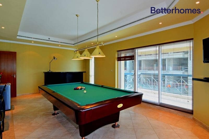 12 Partial Marina View | Fully Furnished | High Floor