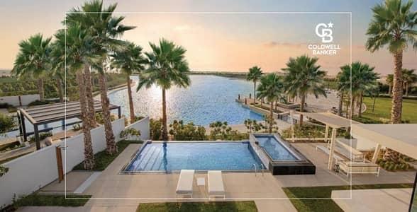 تاون هاوس 4 غرف نوم للبيع في تلال الغاف، دبي - Corner 4BR Unit | Single Row On The Pool