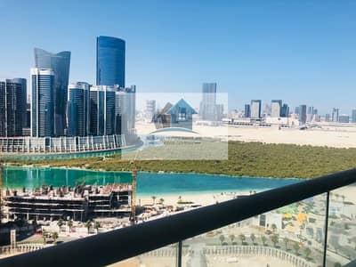 3 Bedroom Apartment for Rent in Al Reem Island, Abu Dhabi - Full Mangrove View / Spacious / Balcony