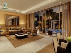 Modern Design   Luxury 5BR  Villa   Zero DP