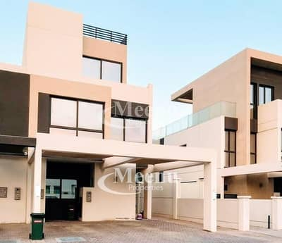 5 Bedroom Villa for Rent in Al Salam Street, Abu Dhabi - VACANT HOT OFFER !!! EXCELLENT  LOCATION 5 BEDROOM  VILLA BLOOM GARDEN FAYA NEW