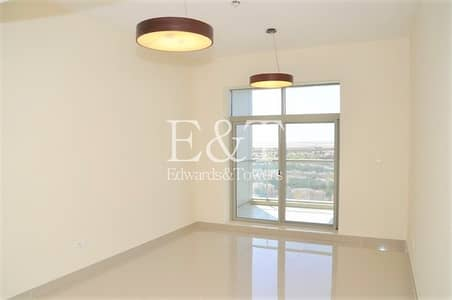 فلیٹ 2 غرفة نوم للايجار في مدينة دبي الرياضية، دبي - Stunning Golf Views  | Managed Property | SC