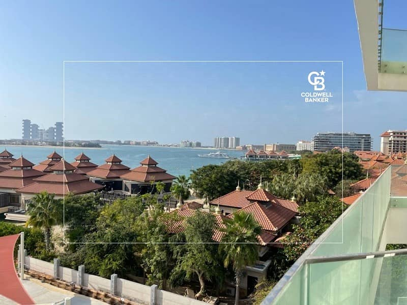 5 2 BR Apartment   Full Sea View   2 Parking Slots