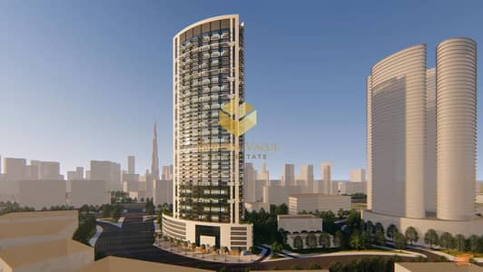 1 Bedroom Flat for Sale in Business Bay, Dubai - Now best location in Downtown - Burj Khalifa View - 7 YEARS INSTALLMENT - FULLY FURNISHED