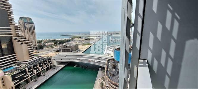1 Bedroom Flat for Rent in Dubai Marina, Dubai - With Sea view  1 bed at Marina