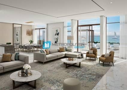فیلا 4 غرف نوم للبيع في جميرا، دبي - Prime Location | Skyline & Sea View | Resale