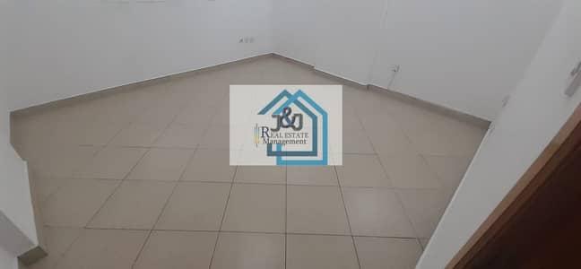 فلیٹ 1 غرفة نوم للايجار في آل نهيان، أبوظبي - fine 1 bedroom apartment in al nahayan.