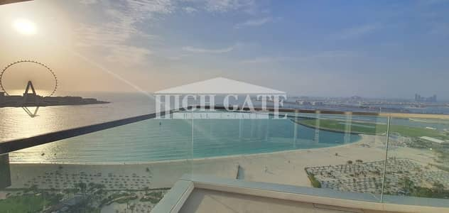 STUNNNING FULL SEA VIEW | 3BR APT in JBR