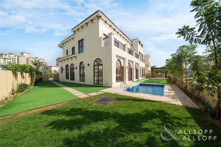 6 Bedroom Villa for Sale in Jumeirah Golf Estate, Dubai - New Listing - 6 Bed - Huge Plot - Vacant