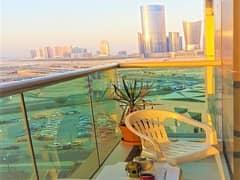 شقة في مارينا هايتس II مارينا هايتس مارينا سكوير جزيرة الريم 1 غرف 745000 درهم - 5019364