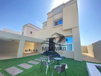 4 Bedroom Villa for Sale in Al Zahia, Ajman - Free Hold Villa excellent finishing main road in excellent location, price in Al Zahia area.