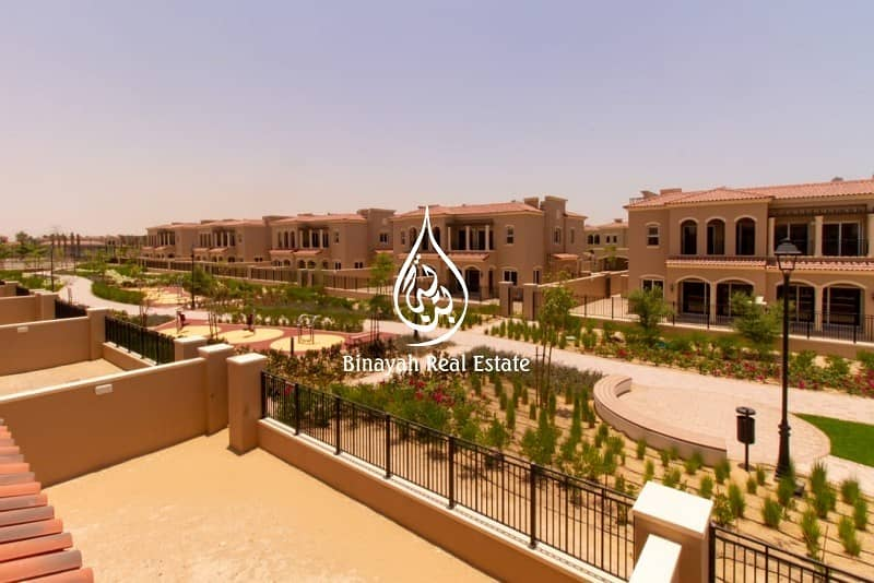 35 2.1M|Type A|3BR+Maid|Back to Pool & Park|Serena