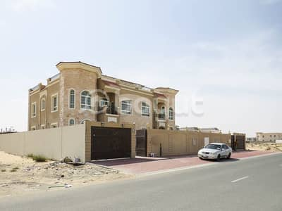 فیلا 8 غرف نوم للبيع في حوشي، الشارقة - فیلا في حوشي 8 غرف 3500000 درهم - 5019541