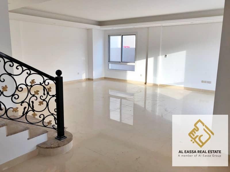 Single row | Rented | Landscaped | 4BR villa