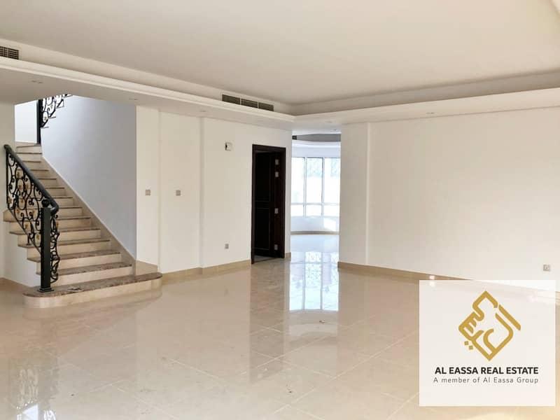 2 Single row | Rented | Landscaped | 4BR villa