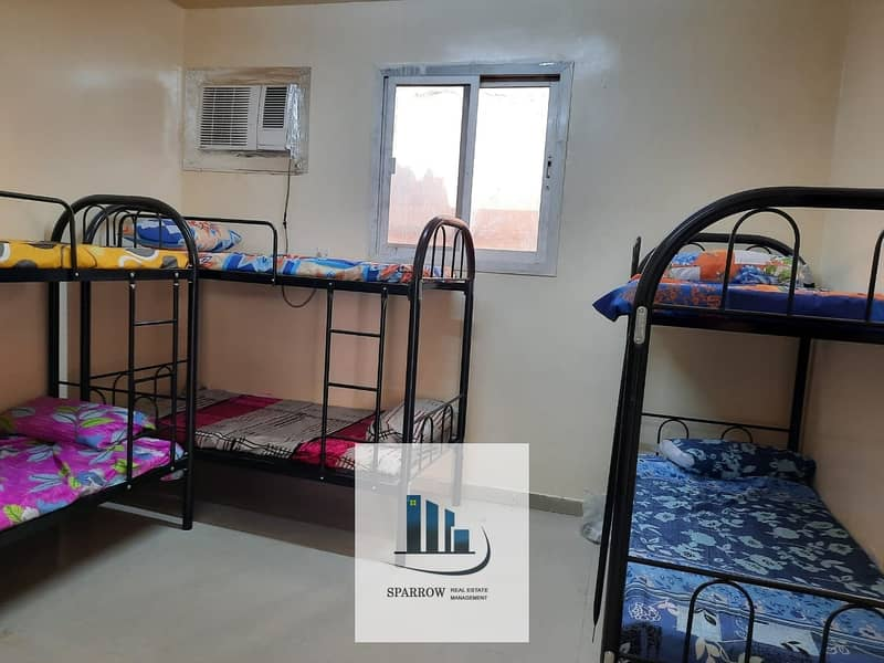 2 Labour accommodation for rent in Mussaff / ICAD