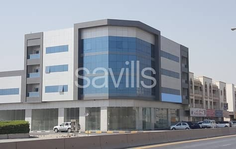 Shop for Rent in Industrial Area, Sharjah - Retail Shop for Rent|Prime Location|Shj-Dxb Border