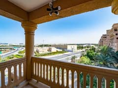 Bright and Spacious| 3 Bed for rent in Al Badia