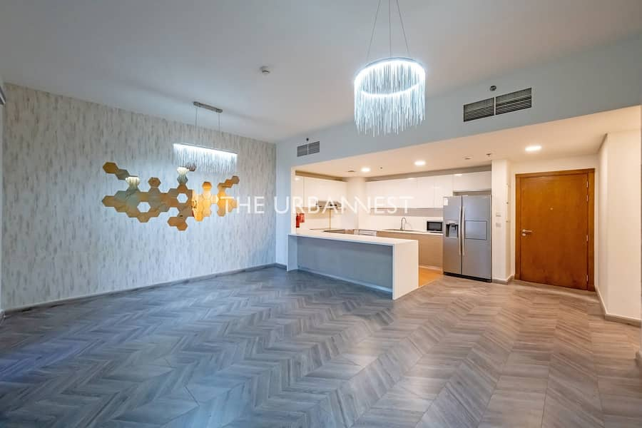 Upgraded Alandalus | 2 Bedroom Apartment