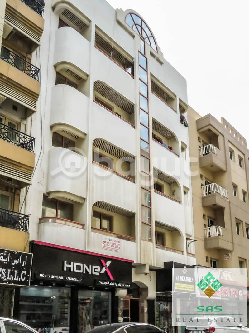 OFFICE  (308 Sq.Ft) BIG STUDIO FLAT CENTRAL A/C. WITH SEPARATE KITCHEN