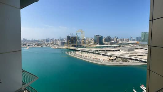 3 Bedroom Flat for Sale in Al Reem Island, Abu Dhabi - Massive Sea View | Fully Furnished !!