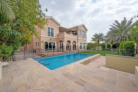 5 Bedroom Villa for Sale in The Villa, Dubai - Valencia in Prime Location 5BH | Pool and Garden