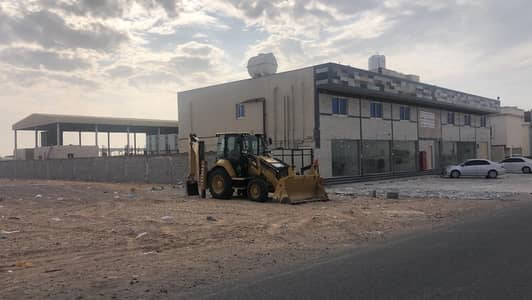 Labour Camp for Rent in Emirates Modern Industrial Area, Umm Al Quwain - To rent workers housing in the new industrial in Umm Al Quwain Oskin