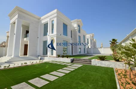 6 Bedroom Villa for Sale in Khalifa City A, Abu Dhabi - Brand New Luxurious 6BR Villa I Spectacular Garden