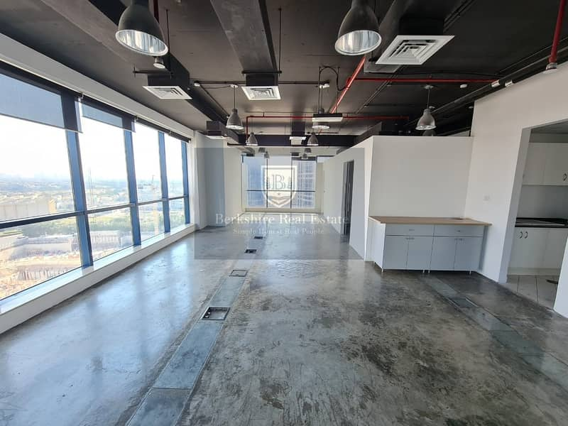 Amazing Fitted office for sale in Jumeirah Bay X3