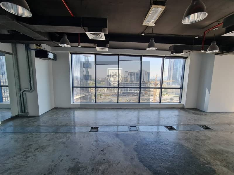 2 Amazing Fitted office for sale in Jumeirah Bay X3