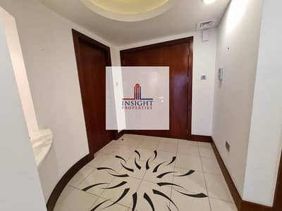 فلیٹ 3 غرف نوم للايجار في مركز دبي التجاري العالمي، دبي - Duplex | 3Bed + Maid | Unfurnished | DEWA included