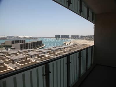 شقة 2 غرفة نوم للبيع في شاطئ الراحة، أبوظبي - Sea View | Well Maintained  | High Floor