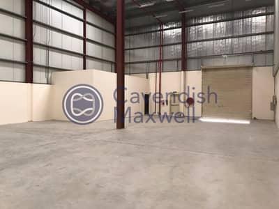 Warehouse for Rent in Dubai Investment Park (DIP), Dubai - For Storage Use | Layout as per Vashtu Design