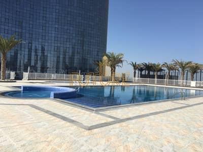 فلیٹ 1 غرفة نوم للايجار في جزيرة الريم، أبوظبي - 1 Bedroom Sea View with Complete Facilities | 4 Cheques
