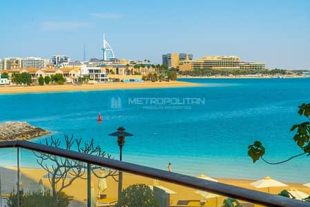 شقة 1 غرفة نوم للبيع في نخلة جميرا، دبي - Exceptional Value | Delightful view | Modern 1 Bed