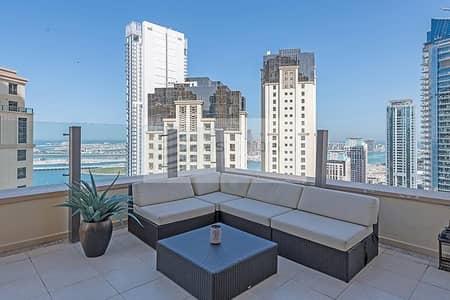 شقة 2 غرفة نوم للبيع في جميرا بيتش ريزيدنس، دبي - Special 2 Bedroom  Terrace Apartment   Murjan