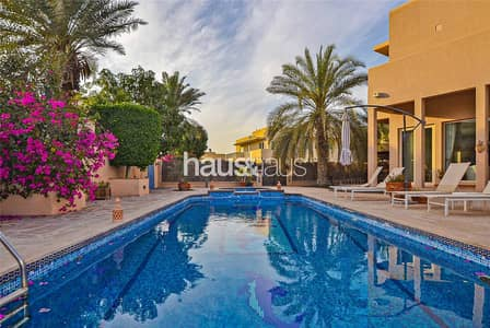 3 Bedroom Villa for Rent in Arabian Ranches, Dubai - Private Pool | Available April | Type 7