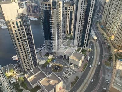 3 Bedroom Flat for Rent in Jumeirah Beach Residence (JBR), Dubai - 3BR+M   Marina View   Vacant and Ready to Move in