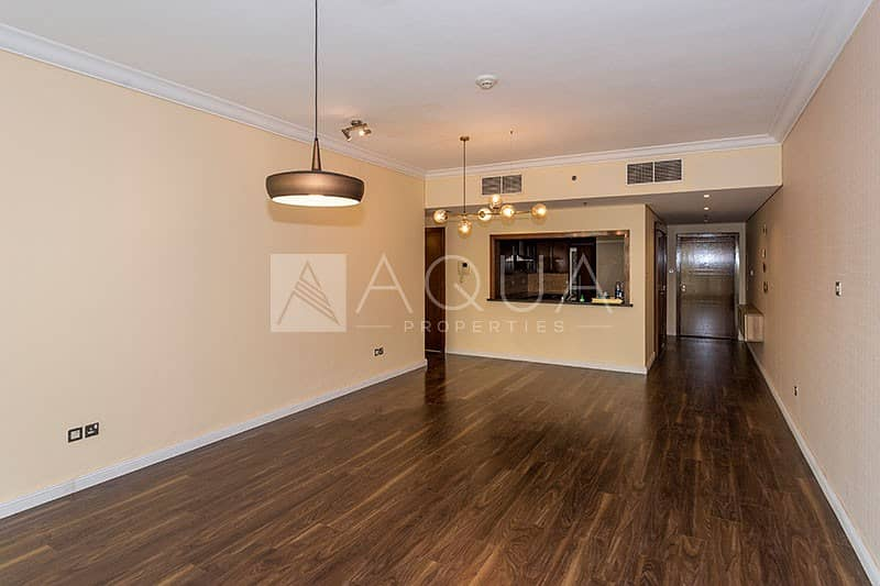 Unfurnished | With Balcony | Vacant Unit