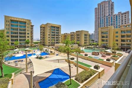 شقة 2 غرفة نوم للبيع في الروضة، دبي - Study | Community View | VOT | Well Maintained