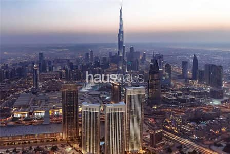 4 Bedroom Apartment for Sale in Downtown Dubai, Dubai - Burj and Fountain View| 2yrs PP| 2yrs S.Fee waiver