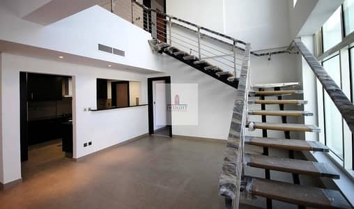 شقة 3 غرف نوم للايجار في تلال الجميرا، دبي - 1 MONTH FREE HIGH FLOOR PARTIAL LAKE VIEW 3BR+M